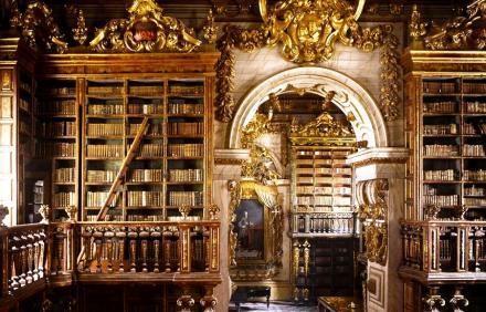 Biblioteca Joanina, Portekiz