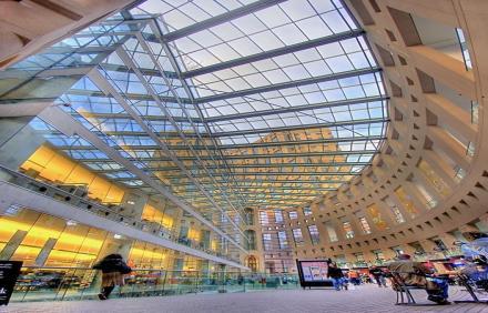 Vancouver Kütüphanesi - Kanada